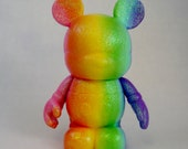 Roy G Biv Bright Mouse Custom Vinylmation Custom Order