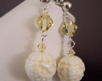 Drops of Sunshine Earrings