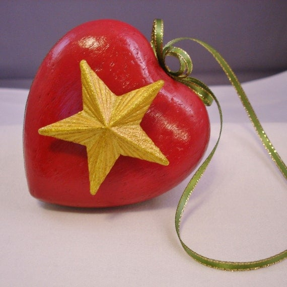 The Heart of Christmas Is a Star Ornament