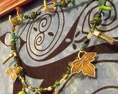 Alfheimr - Norse-Inspired Treasure Necklace