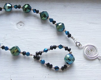 Spiral Staircase - Witches' Ladder - Prayer Beads