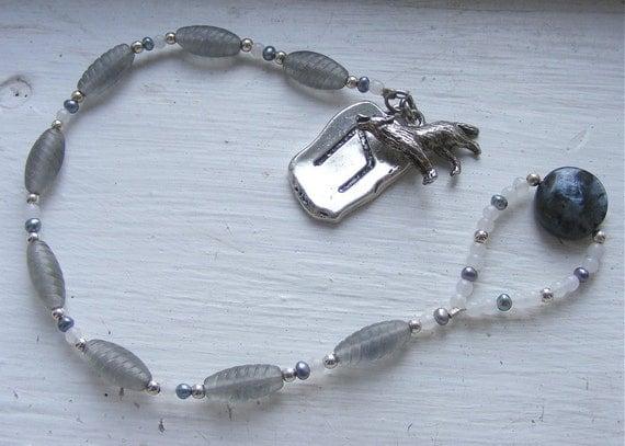 Susi-ilta - Witches' Ladder - Prayer Beads