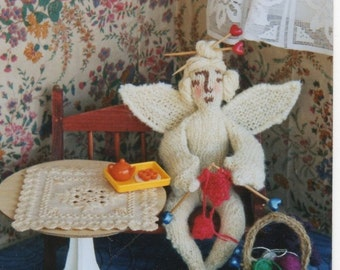 Angel of Knitting PDF pattern