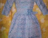 Lorrie Deb 50s 60s Party Dress size X S