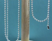 18 inch ball chain necklace