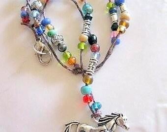Horse Whisperer Necklace