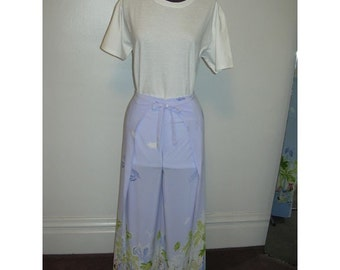 Womens or Teen Wrap Pants, Ladies size 8/10