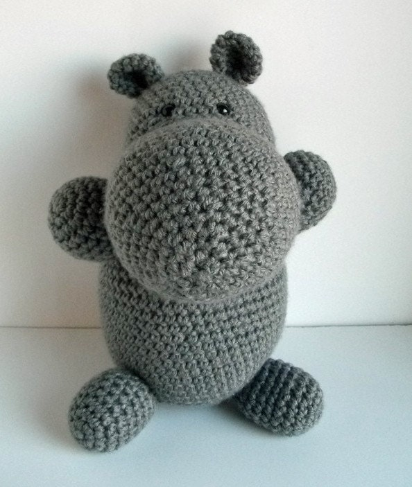 Crochet Pattern Free Hippo : Gallery For > Crochet Hippo Hat Pattern Free