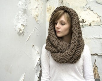 Infinity Scarf No. 1 - Choose Your Color - Made to Order