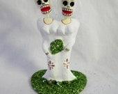 Same Sex Dia De Los Muertos Cake Topper - Same Sex Caketopper