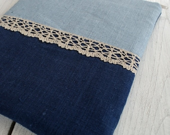 iPad Sleeve Case cover/padded/ linen