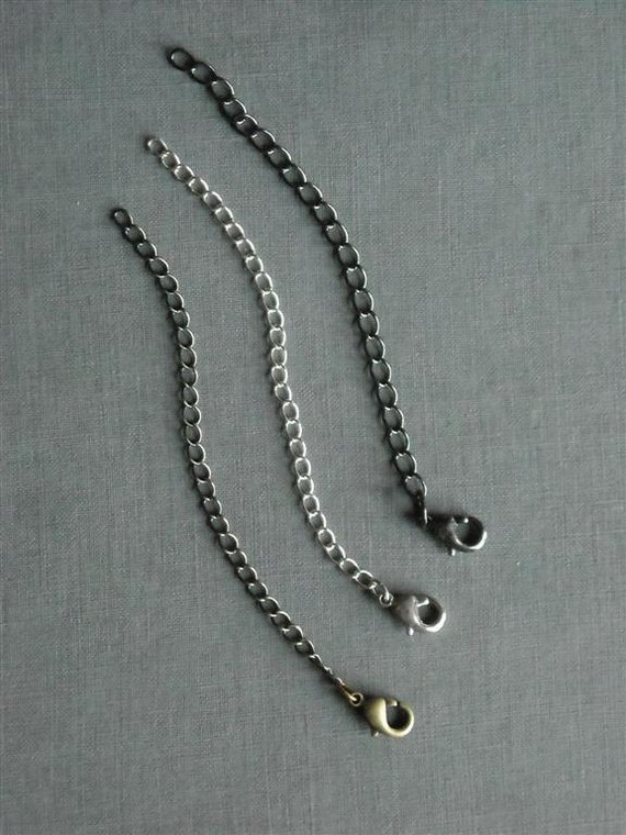 necklace extender - 4 inches