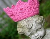 Baby crown pink princess girl newborn Photo Prop