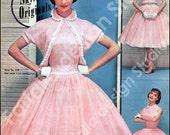 Vtg 1950's- Fabulous Ladies Fashion Catalog - Skylark Originals- PDF Download