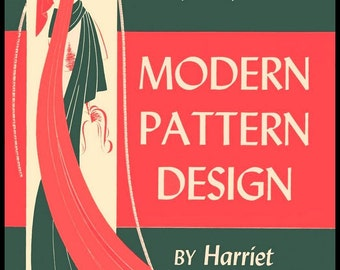 1942 -Modern Pattern Design EBook -Flat Pattern Making - Sewing -Fashion- Design -Techniques- 253 Pages -PDF