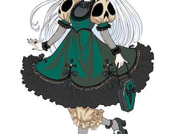 Gothic Lolita Midori