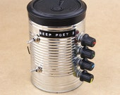 Beep Poet 2 - Lofi Electronic Noise Maker In A Can