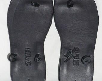 Leather Sandal - Mypick Sandal - Base