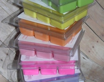 CHOOSE 50 SCENTS Soy Tarts Candle Wax Melts Highly Scented  Half Price Shipping Package