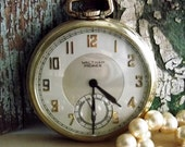 RESERVED LISTING for skpl0307...Antique Waltham 1938 Premier Pocket Watch by avintageobsession on etsy