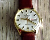 RESERVED LISTING for Melissa Schulz...Vintage Wittnauer Wrist Watch Mens by avintageobsession on etsy...20% Discount