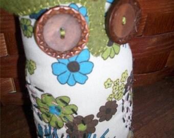Hoot Owl Stuffie