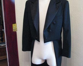 Edwardian Tailcoat (Custom Made)