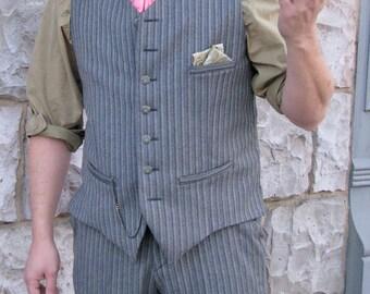Retro 1920s Style Vests