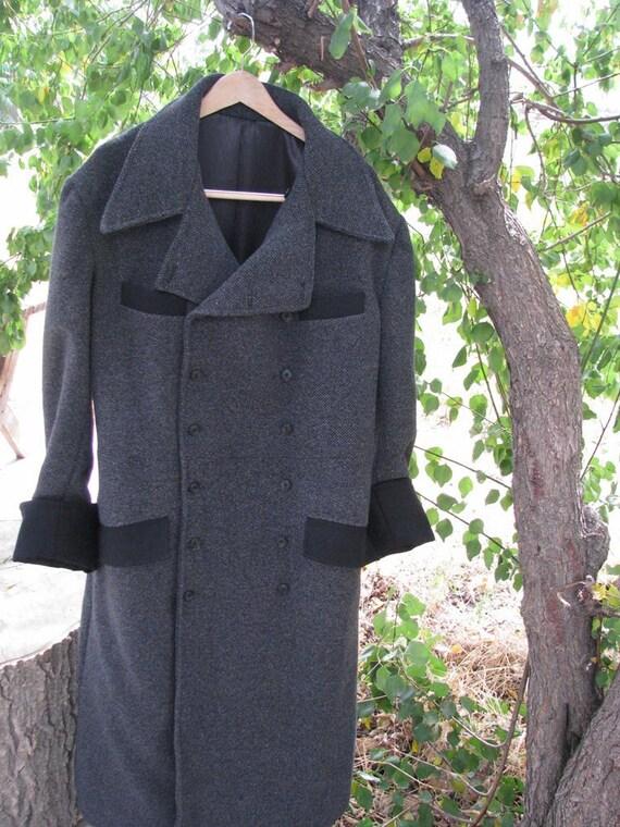 The Frock Overcoat
