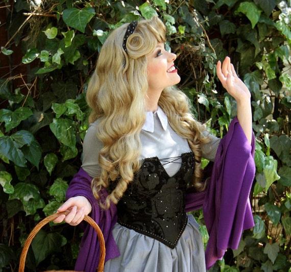 Sleeping Beauty Aurora Adult Costume Wig A True Enchantment Original