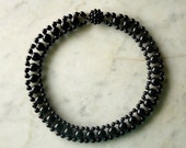 Vintage Beaded Necklace West Germany