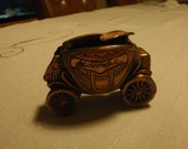 Vintage Ashtray Personal Brass Made in Philadelphia