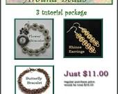 3 Tutorials Chain Maille Package