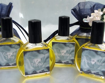 Men's Designer Inspired Perfume Oil - 1/2 ounce  - Your Choice of Scents