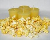 POPCORN (4 votives or 4-oz soy jar candle)