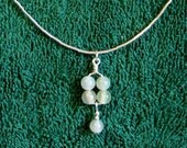 Sterling Silver Serpentine Choker Necklace