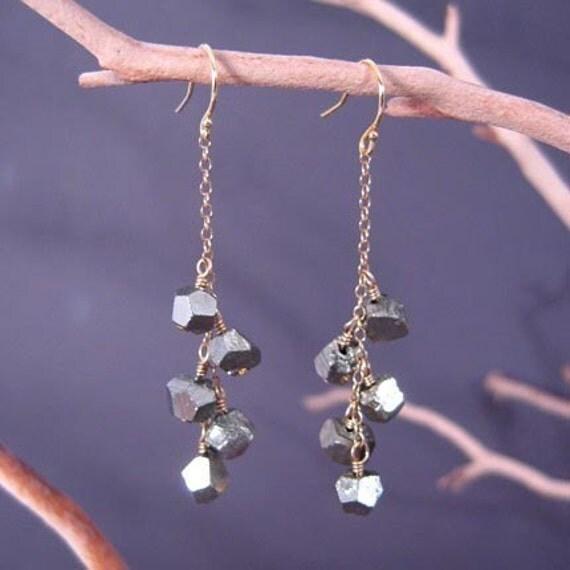 SALE - LUSTER earrings