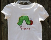 Very Hungry Caterpillar Shirt for Boys or Girls