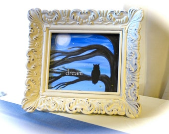 In Dreams Awake mini prints in petite frame