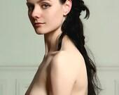 Nude Photography Simple Nude Portrait