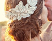 READY TO SHIP - Bianca -  bridal, comb, rhinestone, head piece