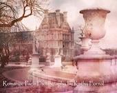 Paris Photography, Louvre Tuileries Garden, Paris Romantic Tuileries Sculpture Garden, Paris Louvre Prints, Paris Romantic Gardens and Parks