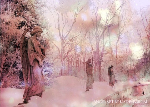 Angel Photography, Angel Note Cards, Spiritual Angel Art, Dreamy Angels, Angel Art Prints, Ethereal Angels Wall Art, Spiritual Angel Print