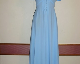 Vintage Formal Dress Reserved for Diana Alty