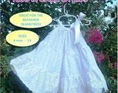 Tiered Pillowcase Dress - Sew Flouncy Sundress Pattern PDF Patterns Children Clothing Handmade Sewing Pattern