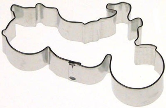 Motorcycle Cookie Cutter, Biker cookie cutter, police cookie cutter
