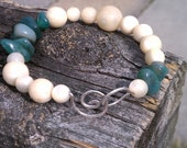 Bangle bracelet - Emerald Green