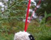 LizzyC Sheep Tree Decoration