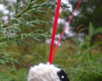 LizzyC Wee Sheep Tree Decoration