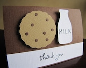 Milk and Cookies Party Favor Bags and Toppers, Milk and Cookie Party Favor Bags, Milk and Cookie Birthday Party Favor Bags, Set of 12